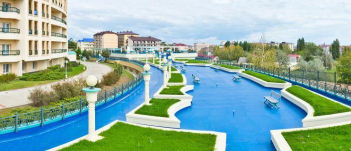 пансионаты с бассейном краснодарский край