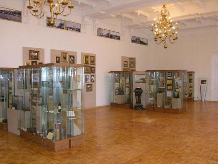 рыбинский музей заповедник история