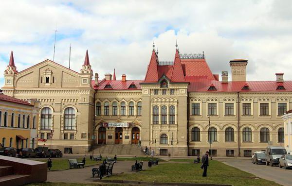 рыбинский музей заповедник выставки