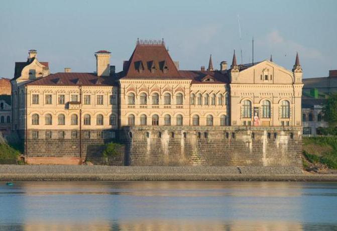 рыбинский государственный музей заповедник