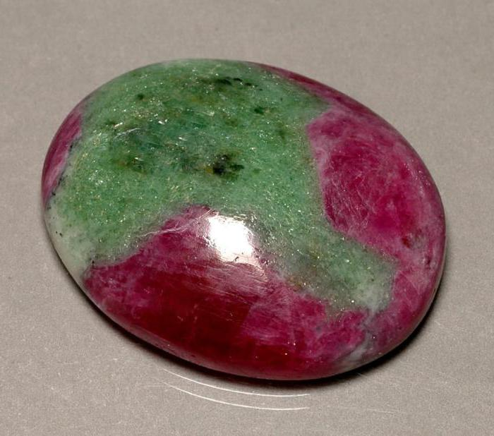 Цоизит камень свойства
