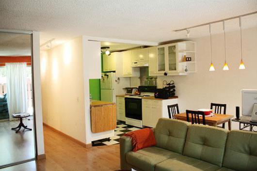 дизайн кухни и гостиной в хрущевке