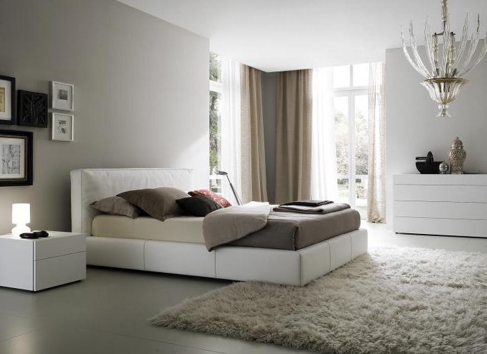 интерьер спальни современные идеи