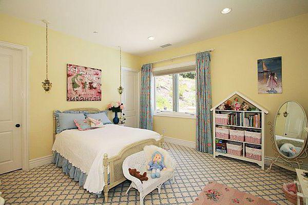 мебель для спальни в современном интерьере