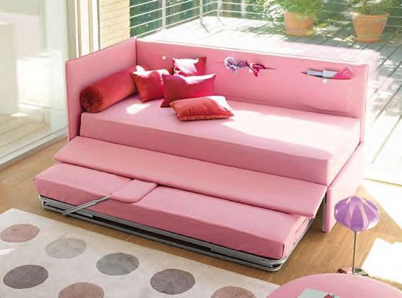 диван для девочки подростка