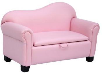 Детский диван с бортиком