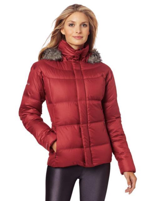 Columbia зимние куртки
