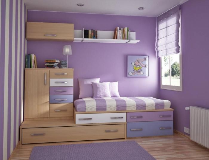 модульная мебель для девочки подростка