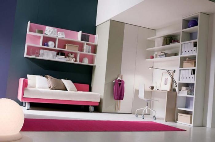 мебель для спальни для девочки подростка