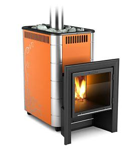 газовые печи для бани термофор