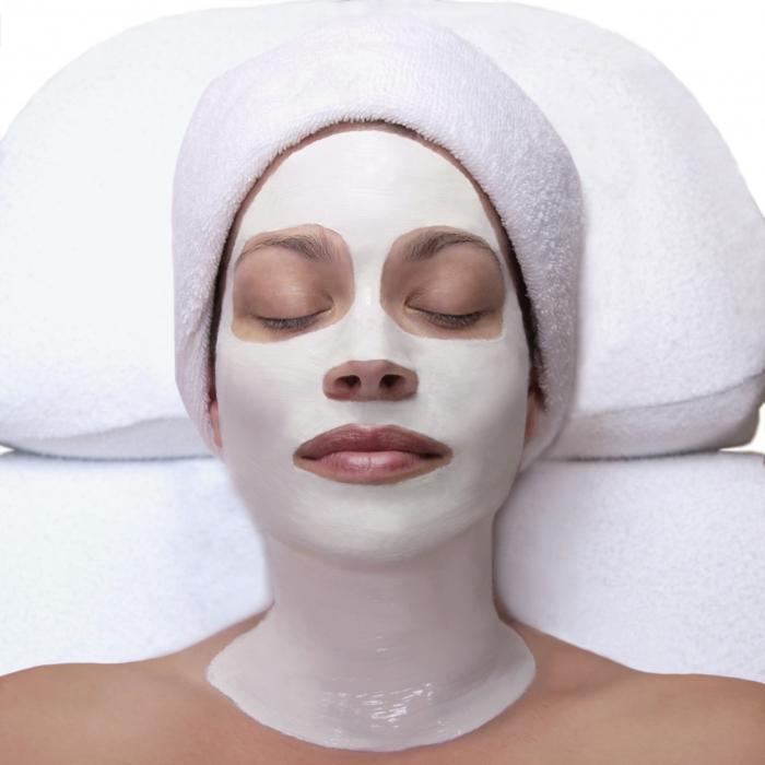 Эффективный уход за кожей лица - кислородная маска