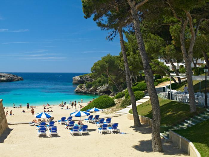 красивые пляжи майорки