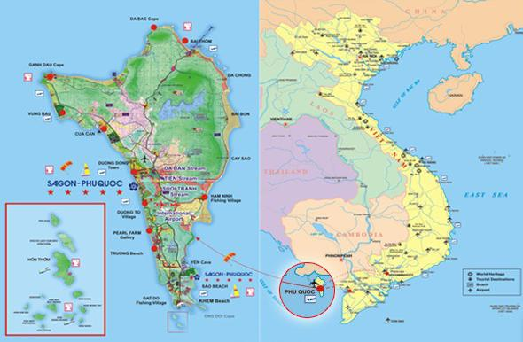 фукуок карта