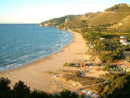 побережье одиссея италия