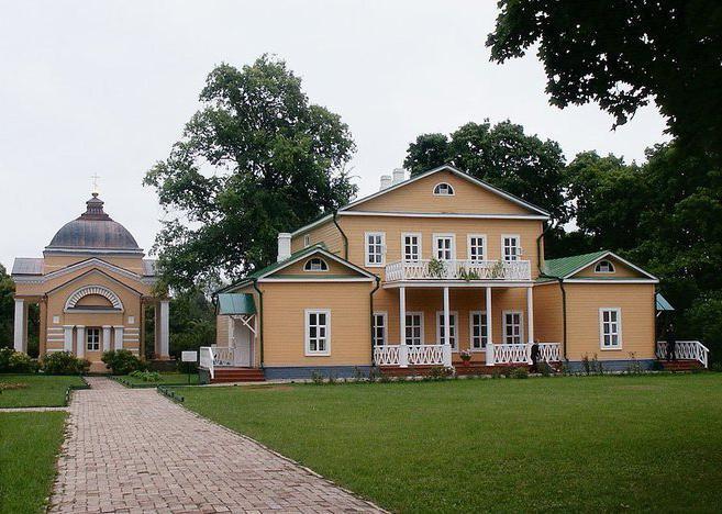 Главная страница - Государственный Лермонтовский музей