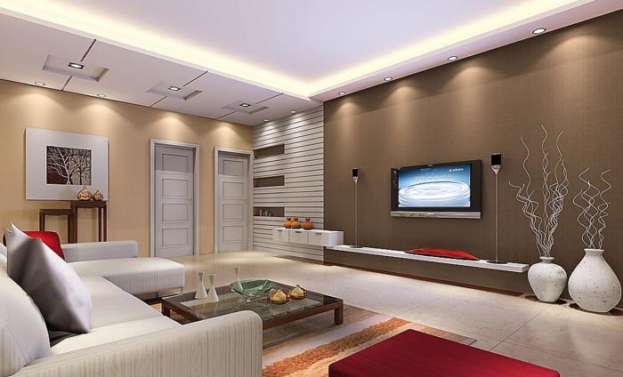 мебель гостиная в современном стиле