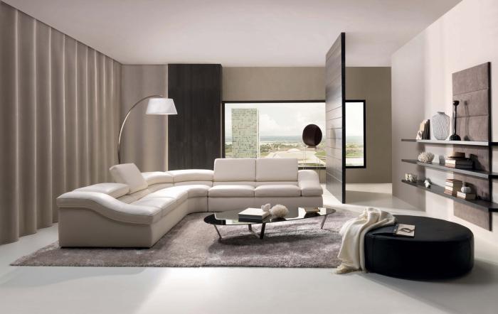 современные гостиные