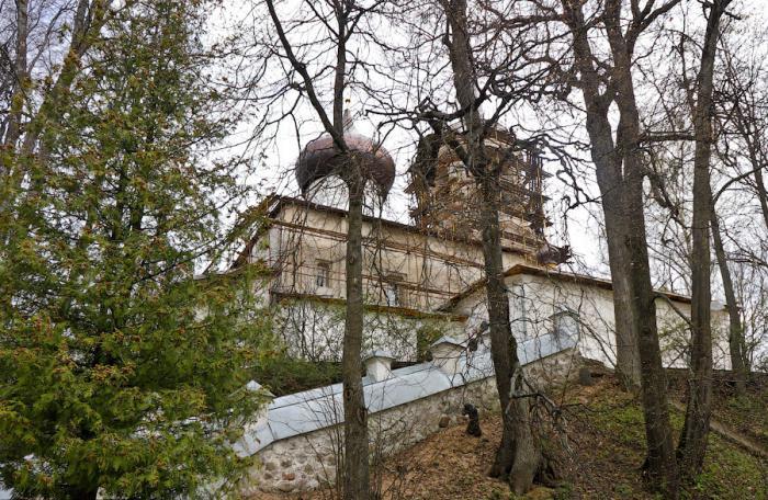 пушкинские горы экскурсии