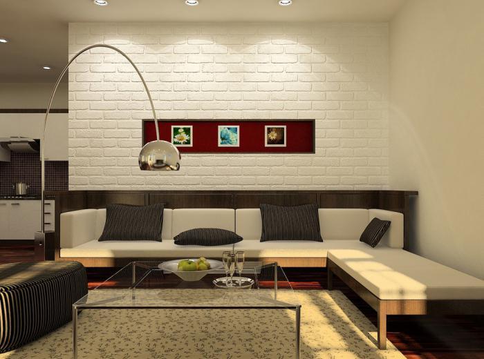 интерьер 1 комнатной квартиры хрущевки
