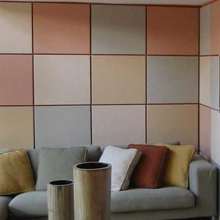 Панели для отделки стен внутри помещения