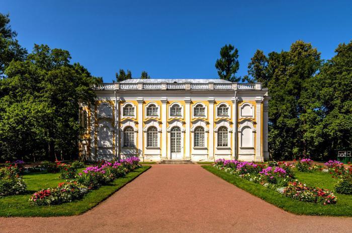 китайский дворец санкт петербург