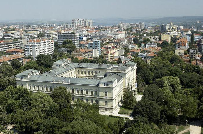 город варна болгария