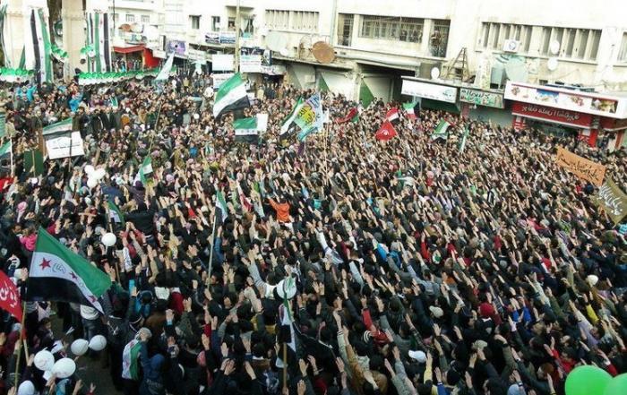 Приведет гражданская война в сирии