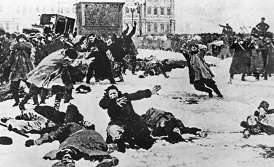 первая русская революция причины