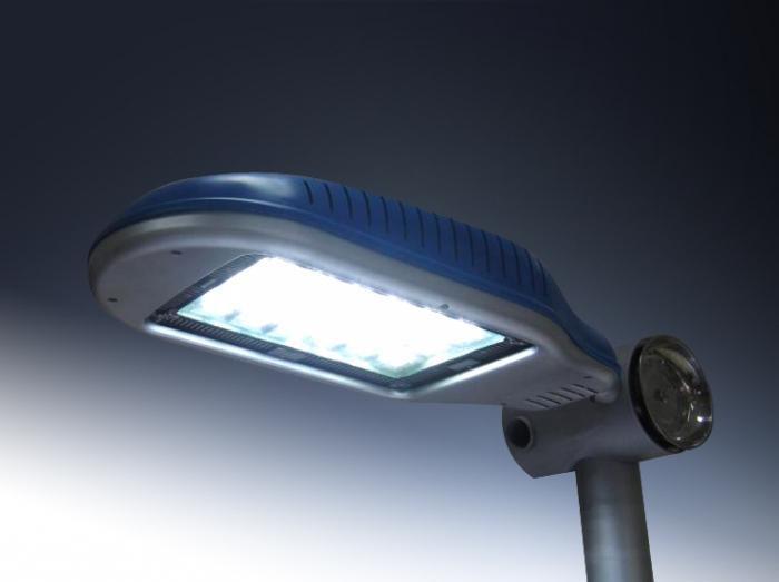 светодиодные лампы уличного освещения схема подключения