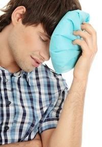 Как убрать синяки на лице