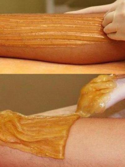 Депиляция рук в домашних условиях