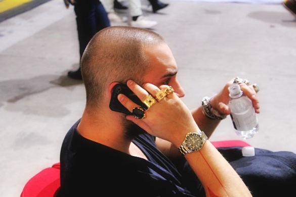 Перстень мужской на каком пальце носить