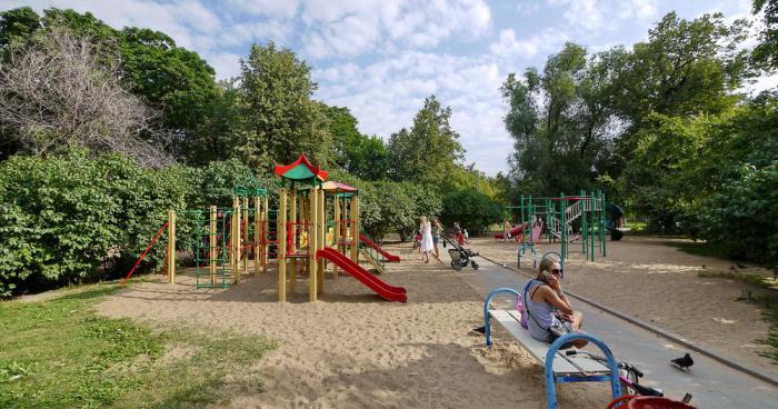 парк усадьба