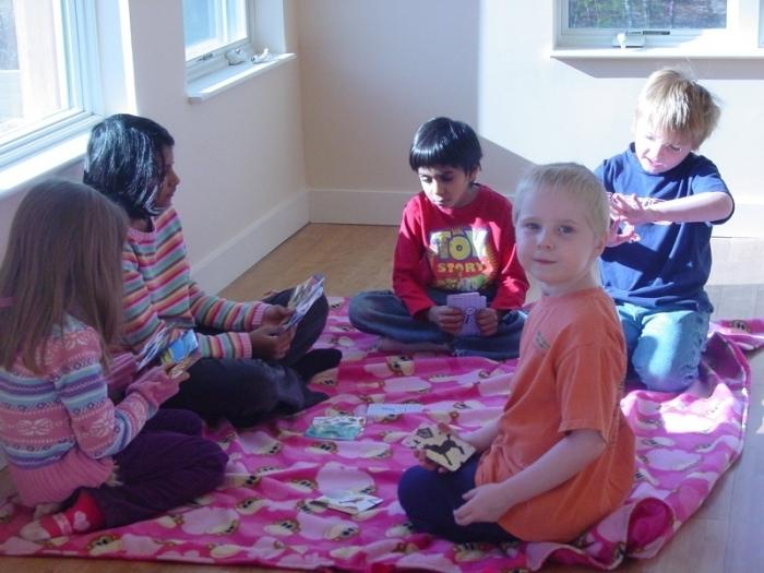 Различные виды игр в жизни детей