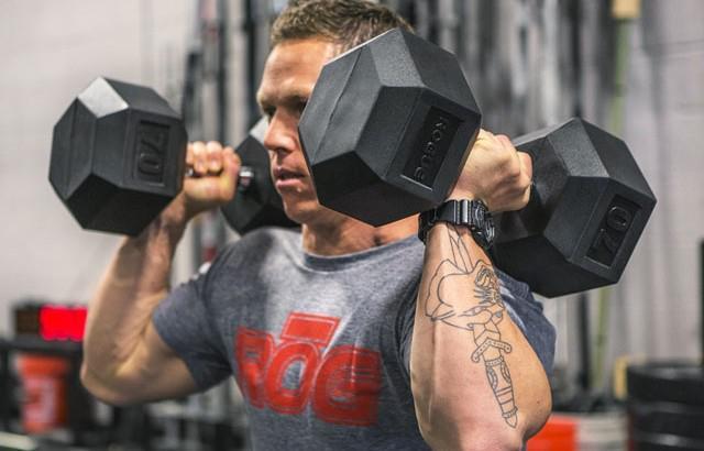 Силовые упражнения для начинающих мужчин