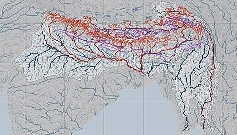 Despite its rugged reputation the Himalayas.