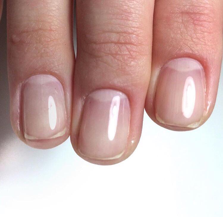 Neat nail polish