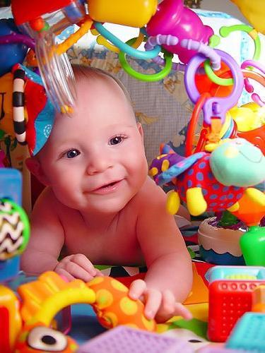 Сенсорное развитие детей раннего возраста. Упражнения