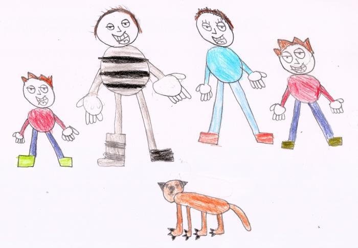 Кинетический рисунок, бесплатные фото ...: pictures11.ru/kineticheskij-risunok.html