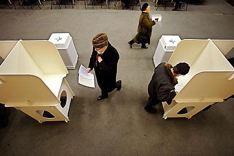 Типы избирательной системы