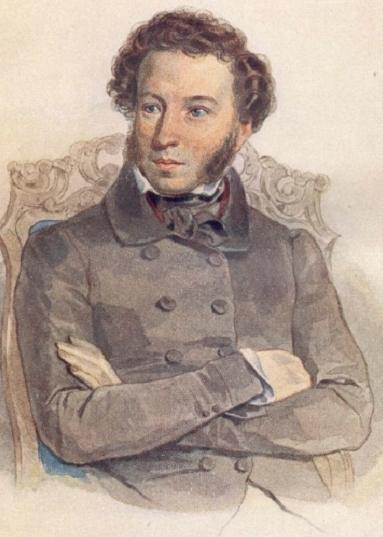 пушкин в сибирь