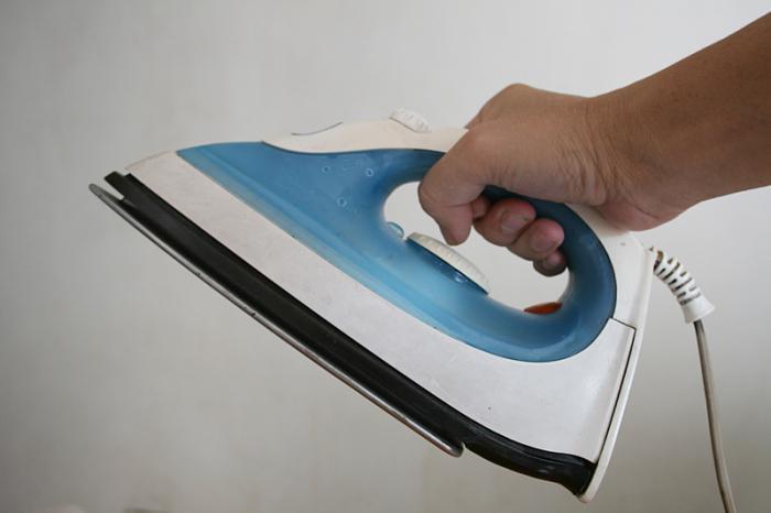 Как почистить утюг philips от накипи в домашних условиях
