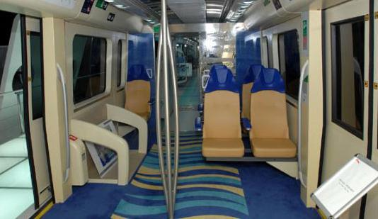 станции метро в дубае