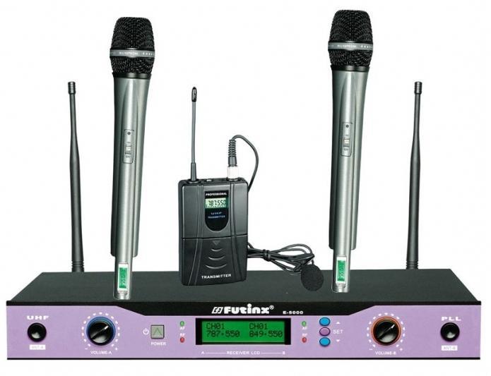 Беспроводный микрофон для конференций