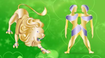 Лев женщина в любви