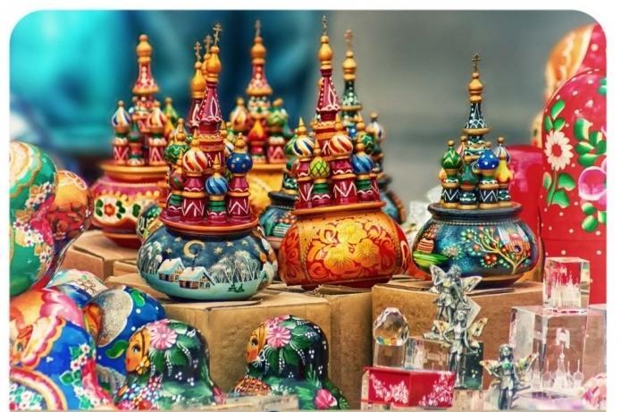 Подарки для иностранцев из россии