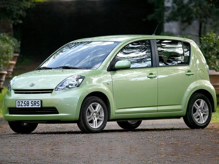 Daihatsu «Sirion» – японское качество, доступное каждому