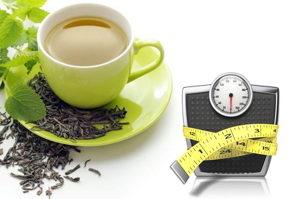 Похудеть на слабительном чай