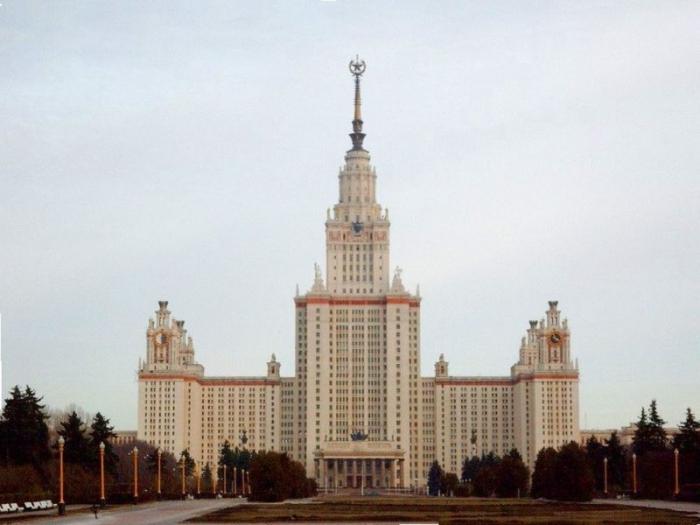 Сталинский ампир фото
