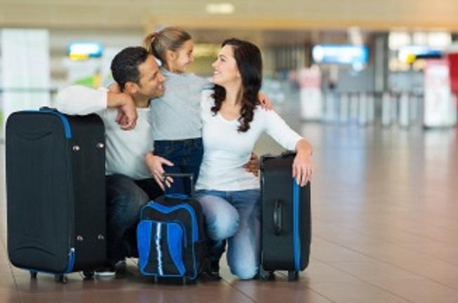 Путешествуем семьей.